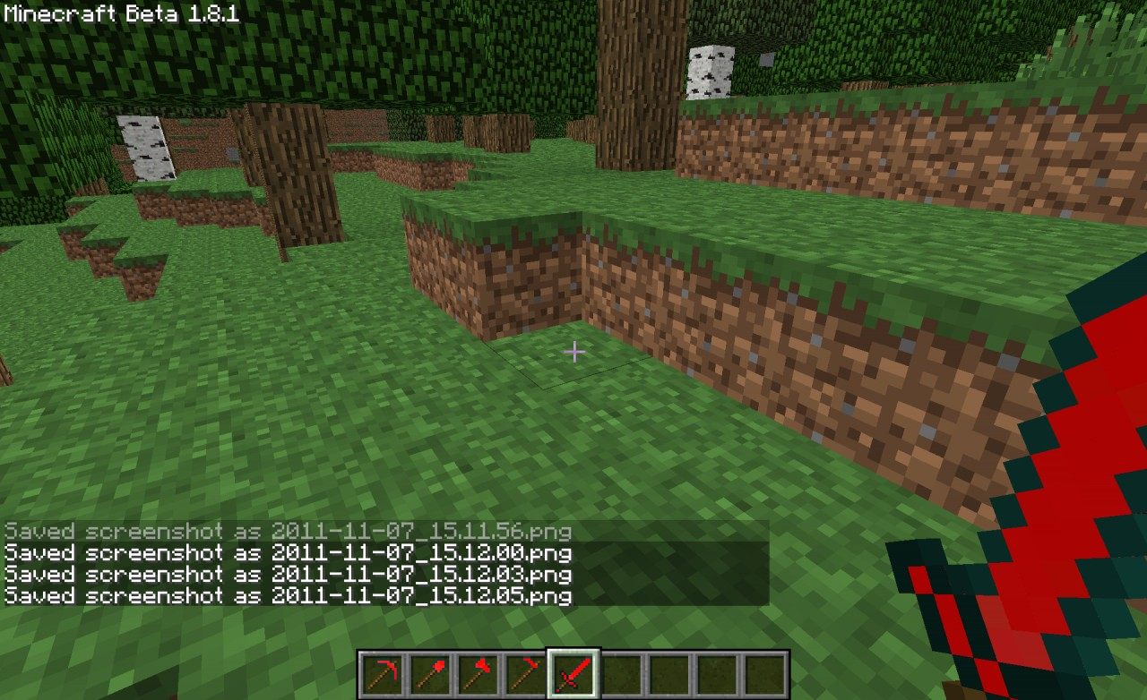 how to get to appdata minecraft