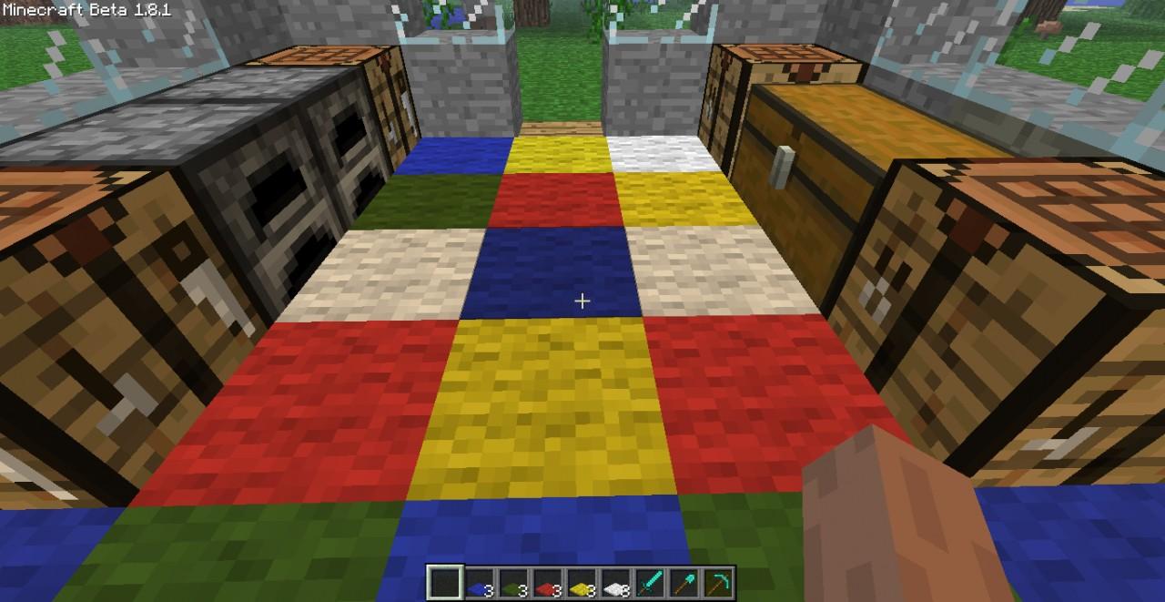 Carpet Mod 1 8 1 Minecraft Mod