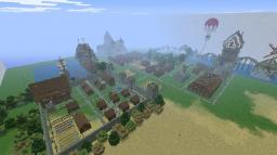 City of Elmore v6! Finally! (OVER 3,100 DOWNLOADS!) Minecraft Map & Project