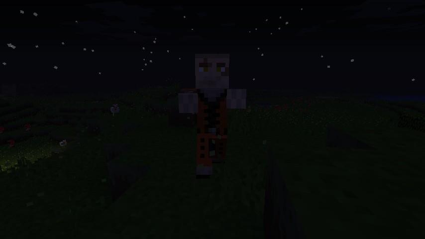 The Zombie- A Blackgate Prisoner