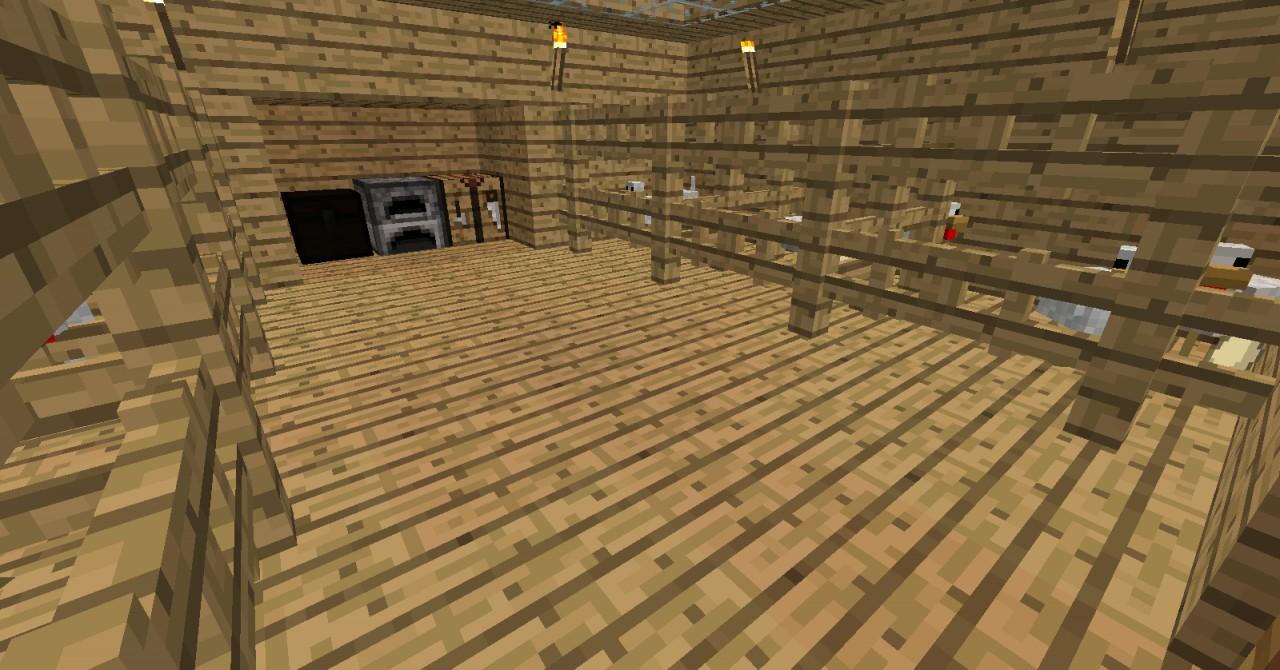 Simple Chicken Coop Design