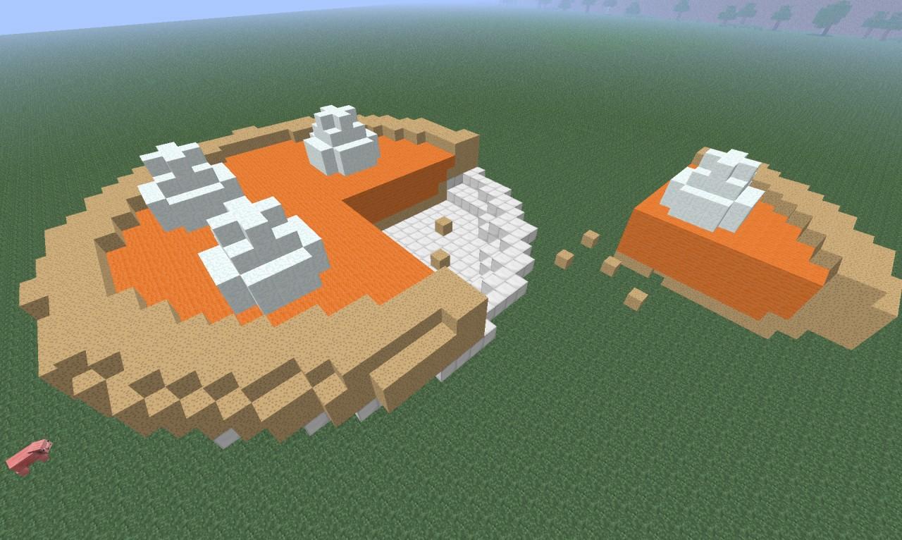 Pumpkin Pie Minecraft Project