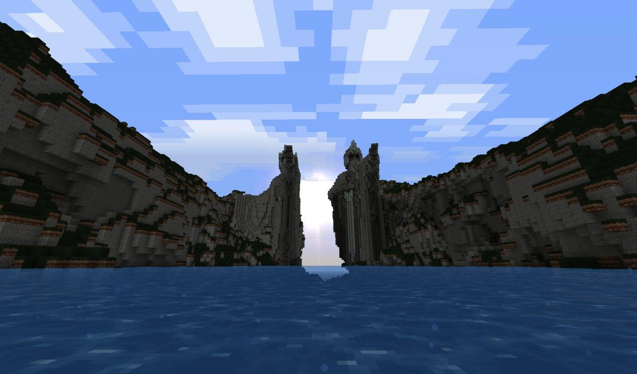 Argonath Minecraft Project