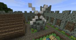 Knight's castle Minecraft Map & Project