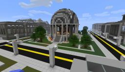 Notch Monument Minecraft Map & Project