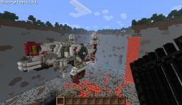 Carbuncle Airship Minecraft Map & Project