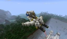 Valefor Fighter Minecraft Map & Project