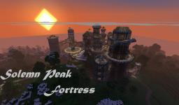 Solemn Peak Fortress Minecraft
