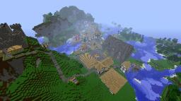 Medieval Village 1.5 (in progress) (World Save) Minecraft Map & Project