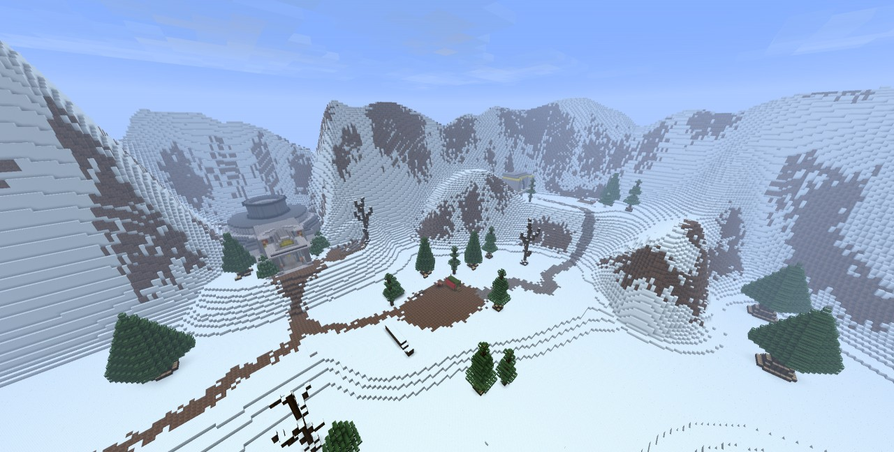 WoW - Coldridge Valley Minecraft Project Dun Morogh Map on
