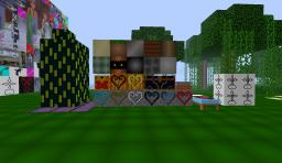 Kingdom Hearts Texture Pack Minecraft Texture Pack