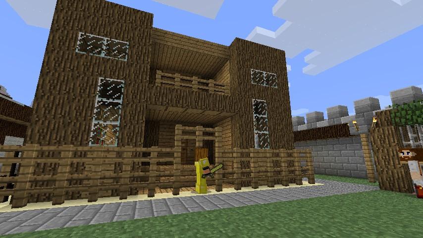 My friend Gracu house :)