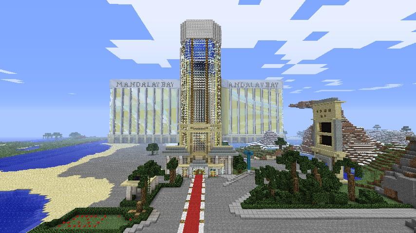 minecraft casino world download
