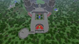 Castle Midkemia Keep Minecraft Map & Project