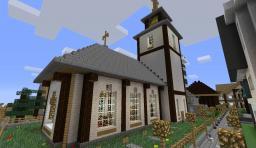 Rural church Minecraft