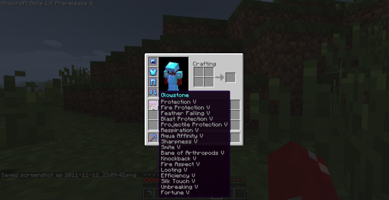 1 0 0 No Mods Fully Enchanted Hack 2 Billion Level