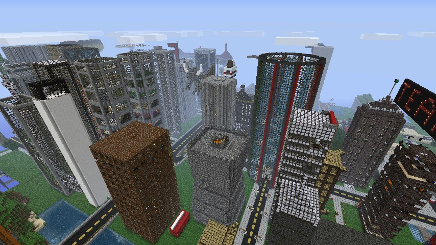 our spawn city