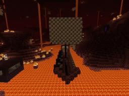 nether pirate ship and jail Minecraft Map & Project