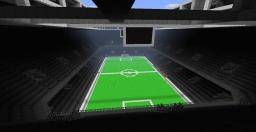 Five Stadium Minecraft Map & Project