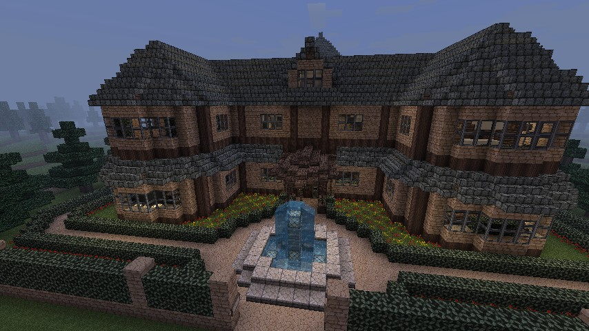 Lords Mansion Minecraft Project