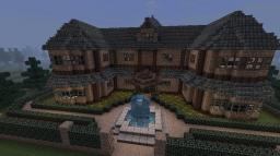 Lords Mansion Minecraft Map & Project