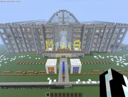 Seannob's Mansion Amazio Minecraft Map & Project