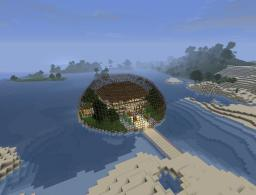 Biodome House Minecraft Map & Project