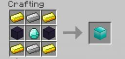 New Way To Craft Diamond Blocks Minecraft Mod