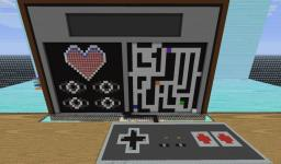 Playable game within minecraft: Gem Collector Minecraft Project