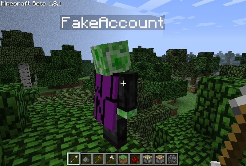 Machinima Mod Minecraft Mod - Minecraft skins fur cracked minecraft