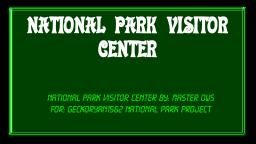 National Park Visitor Center for: GeckoRyan1562 Project! Minecraft Map & Project