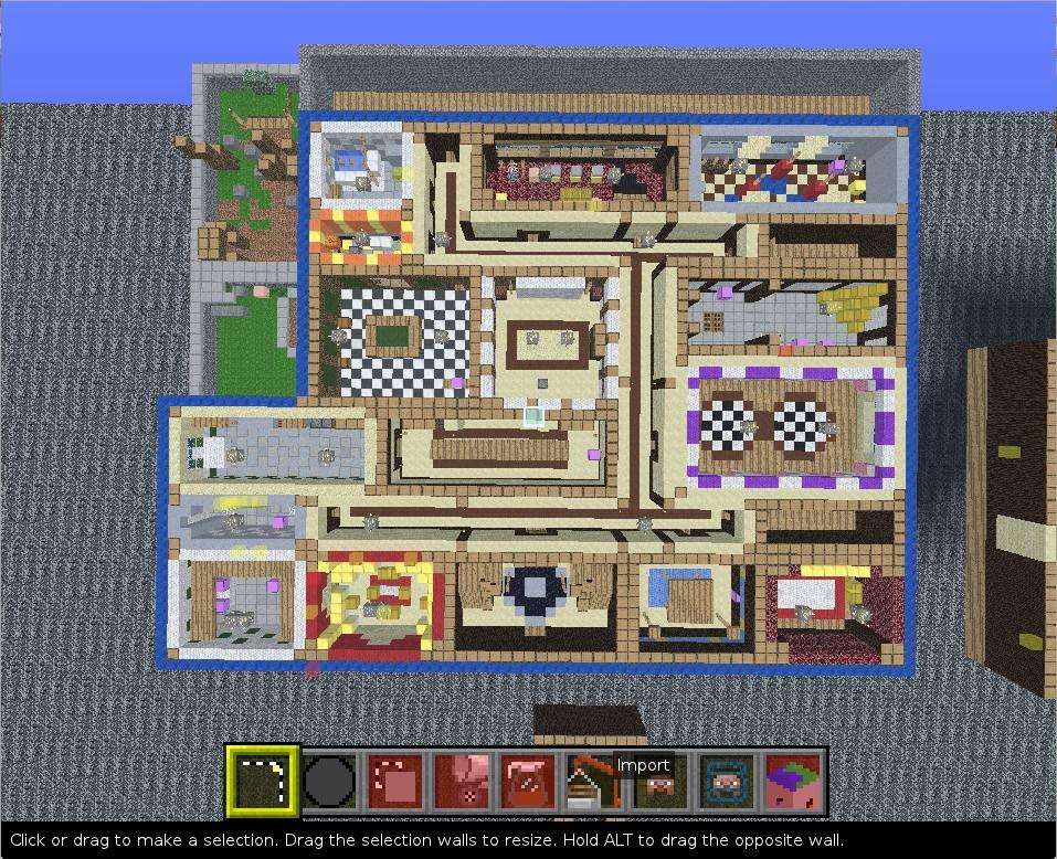Luigi S Mansion Room Map