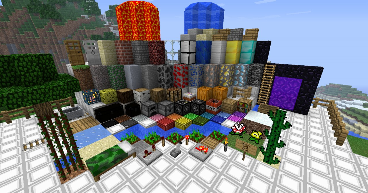 The In-Game Blocks