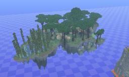 TreeLanka Minecraft Map & Project