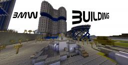 BMW Building Minecraft Map & Project