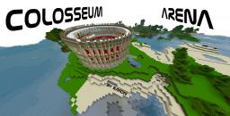 Colosseum Arena [Schematic] Minecraft