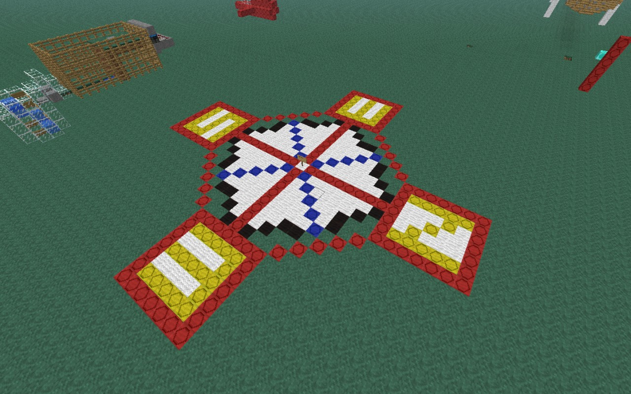 how to get a compass in minecraft