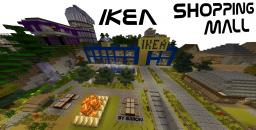 IKEA - Shopping Mall Minecraft Map & Project