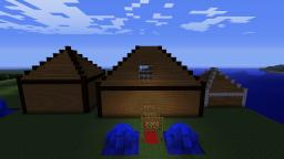 Luxery House Minecraft Project