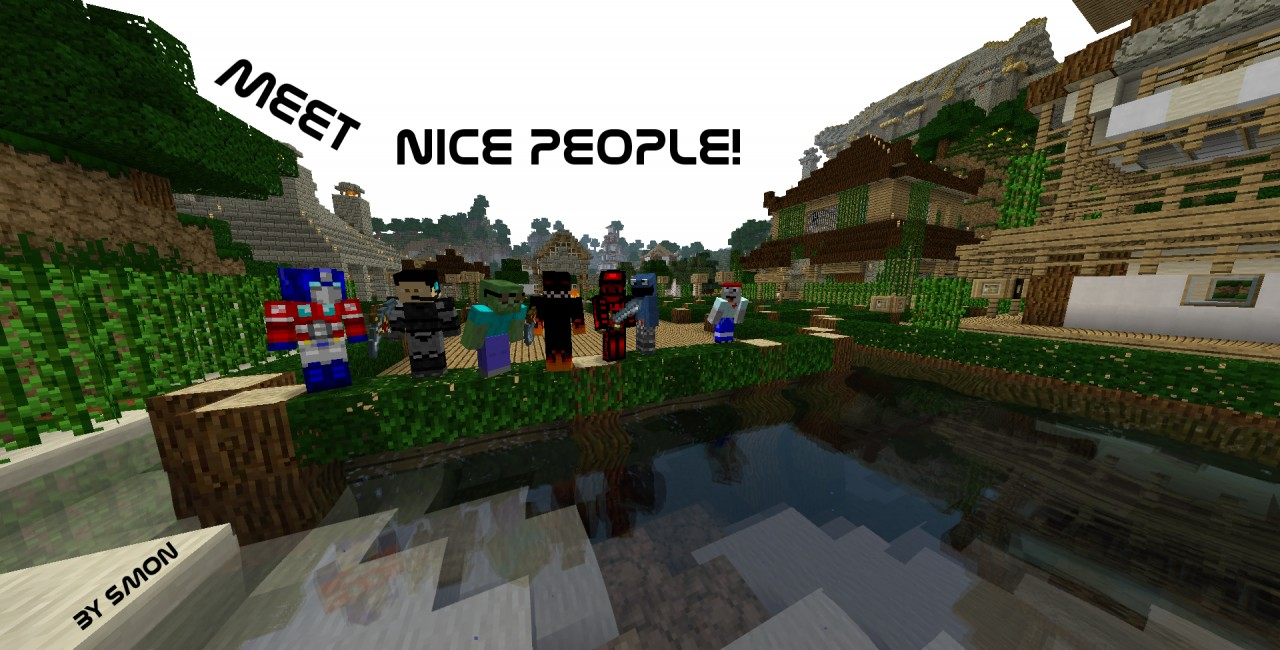 We have a lot of friendly english/german speaking players! (Picture: /warp asia)