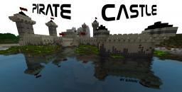 Pirate Castle [World Save/Schematics] Minecraft Project