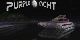 Purple Yacht [Schematic/World Save]