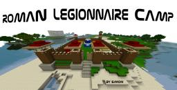 Roman Legionnaire Camp [Schematic] Minecraft