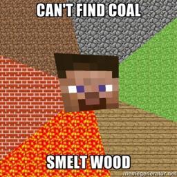 Memes I made. Minecraft Blog