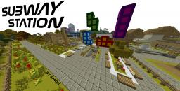 Subway Station [Server Online!] Minecraft Project