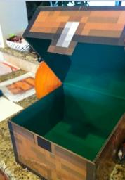 Real Chest Minecraft Project