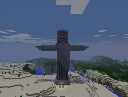 Christ the Redeemer Statue Minecraft Project