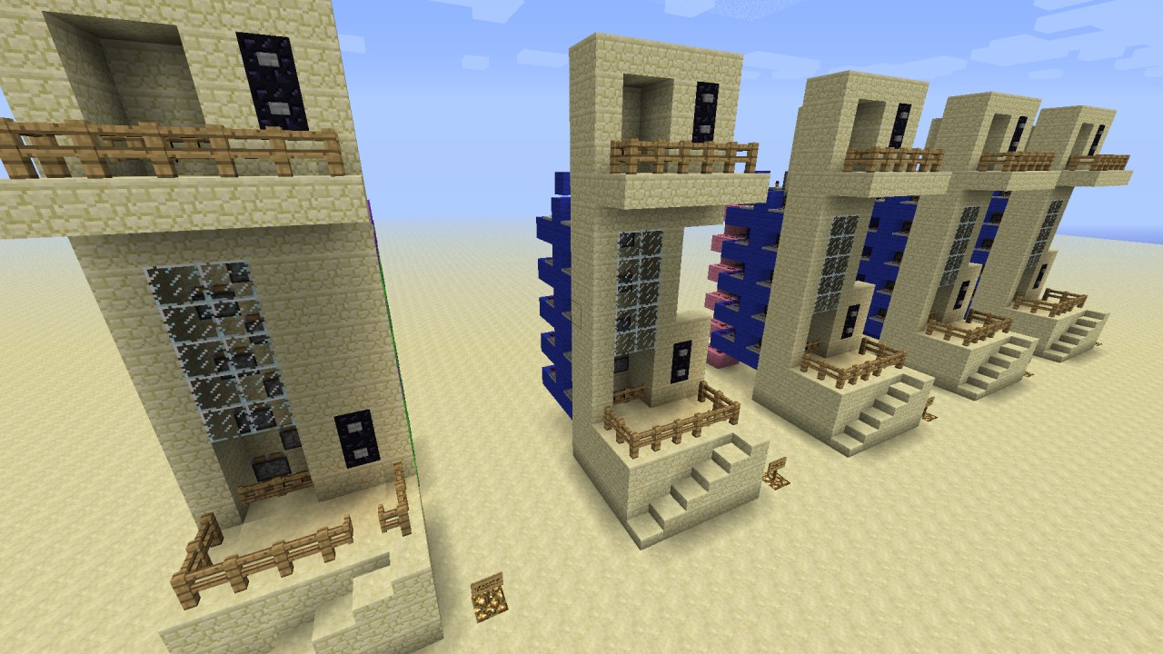 Building Built With No Elevator : Piston elevator up down function vid tutorial