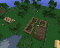 Epic MPC Village Minecraft Project