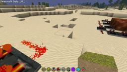 a little bit like relaxing (alien craft) Minecraft Texture Pack